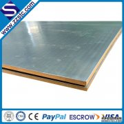Our copper nickel alloy monel 400 sheet to Pakistan