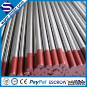 Our red end tungsten electrode to Russia